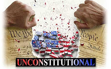 Two Constitutions in the United States