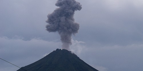 Hear: Volcanoes 'Scream' At Ever-Higher Pitches Before They Blow Their Tops