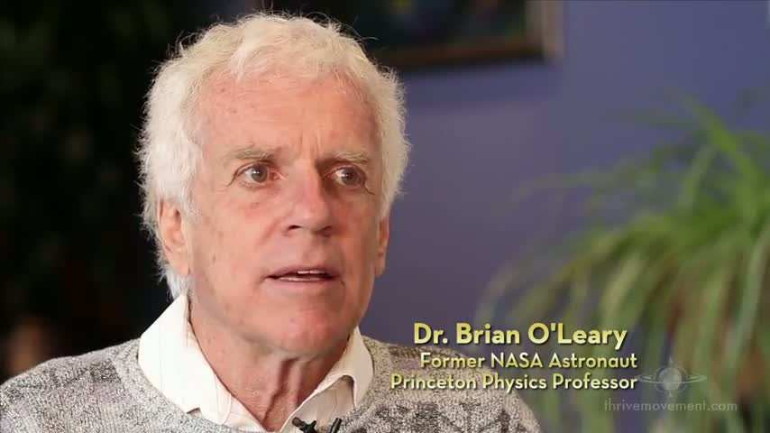 Alien Disclosure By NASA Astronaut & Princeton Professor – Brian O'Leary