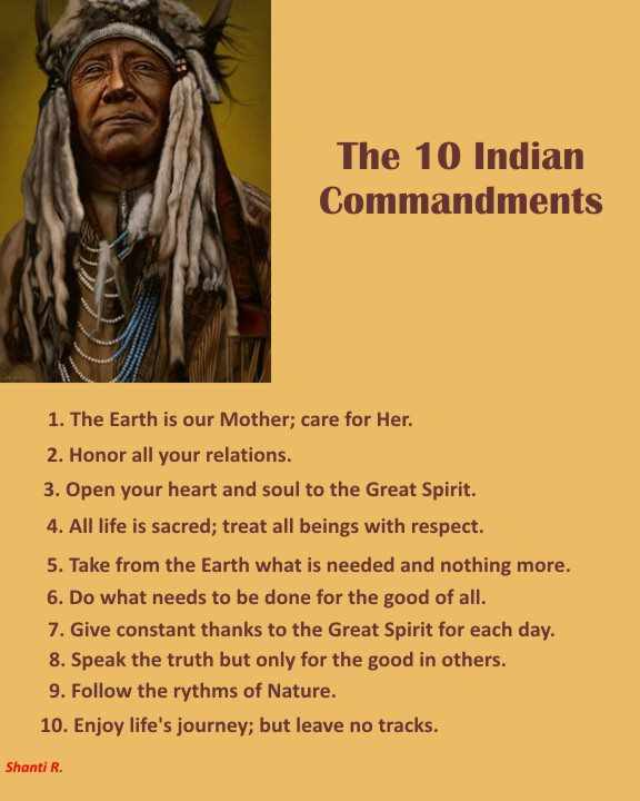 The 10 Commandments – We Should All Take A Reminder!