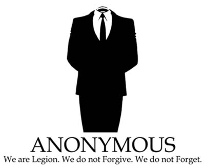 Anonymous Declaration of Freedom November 5, 2013