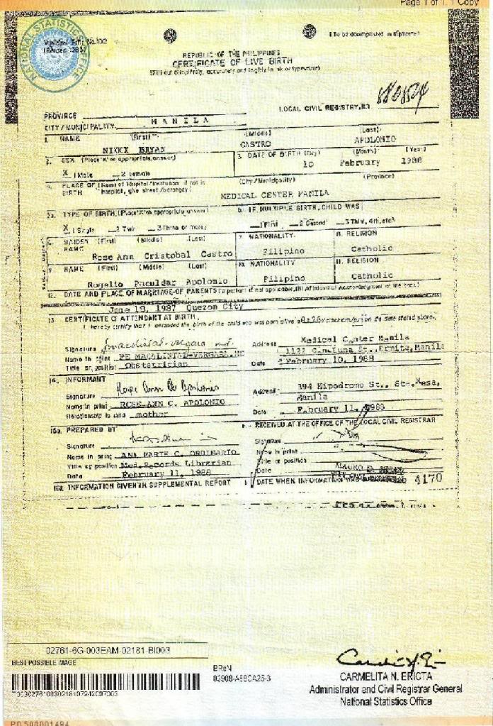 Your Birth Certificate Is a Bond: How to Look it Up on the Stock ...