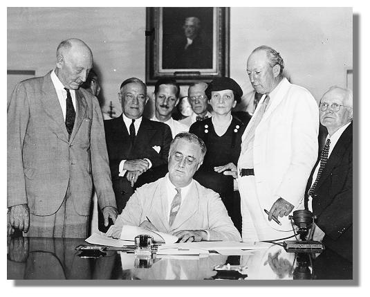 FDR Issues Executive Order 6102 Banning Gold Ownership