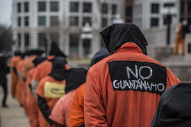 Guantánamo Officials Release Names of Prisoners Tortured by Force Feeding