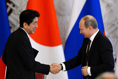 Japan And Russia Agree That They Should Formally End World War II