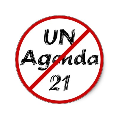 Agenda 21: Food Is The New Gold, Land Is The New Oil