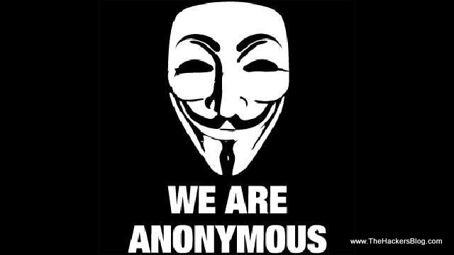 Anonymous – Message From France Anonymous