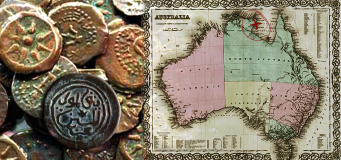 African Coins Found in Australia Thought to Be 1,000 Years Old: May Rewrite History