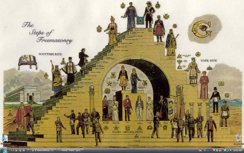 """32* Freemason Exposes Truths about the """"cult"""": Sir James R. Wright Interview!"""