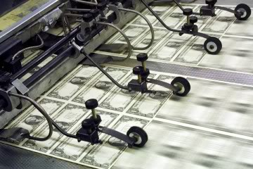 How Much Money Are Central Bankers Printing?
