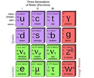 The Standard Model describes four fundamental forces or interactions that govern how matter behaves: Gravity attracts massive bodies to one another. The electromagnetic interaction gives rise to forces on electrically charged bodies. And the strong and weak forces operate in the cores of atoms, binding together neutrons and protons or causing those particles to decay.