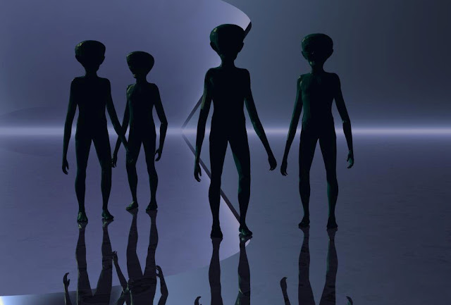 Alien Abductee Reports Mass Abduction In Pleasantville, New Jersey, USA