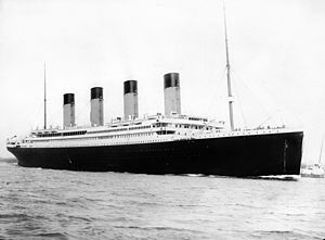 Conspiracies- Titanic:The Ship That Never Sank
