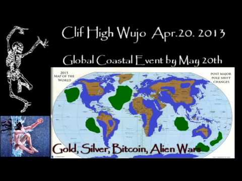 02-Jun-2013 Clif High Wujo, Global Coastal Event, Hooray! We're still here but so are GCE data sets.