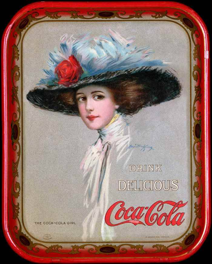 Coca Cola Ad You Just Can't Miss