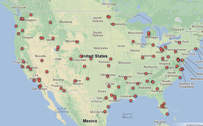 FAA Releases New Drone List—Is Your Town on the Map?