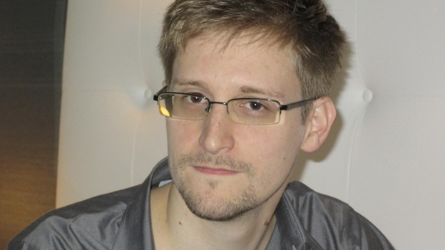 First Edward Snowden Interview!