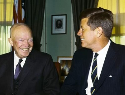 President Eisenhower Met With ETs – The Anunnaki