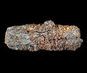 Ancient Egyptians accessorized with meteorites