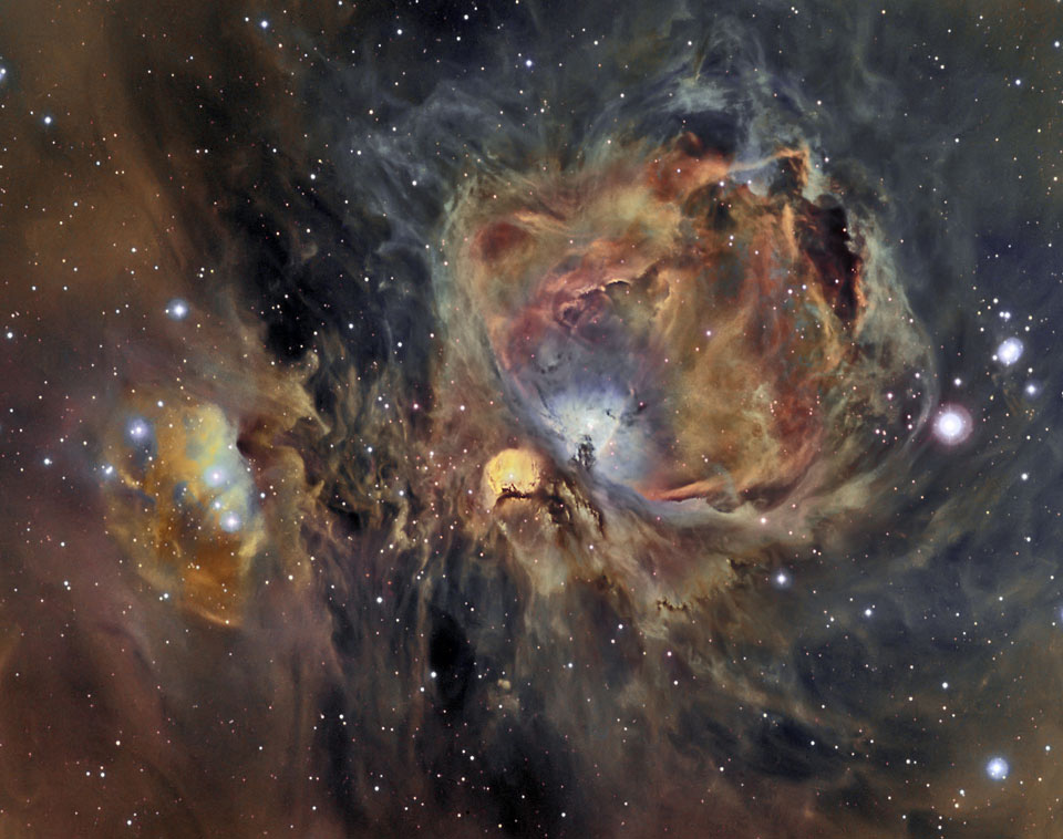 6 Highly Activating Satellite Photos That Capture the Magnificence of the Universe