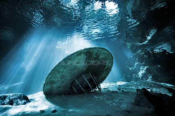 Underwater UFO Cases Investigated