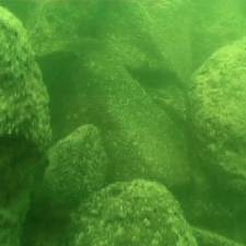 Mysterious Monument Discovered Under Sea Of Galilee