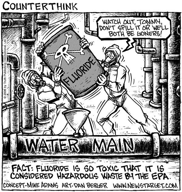 Remove Fluoride From Your Body