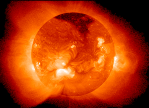 Space Weather News for Oct. 10, 2013