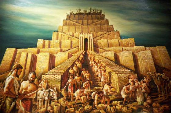 The Tower of Babel Activation – Helen Demetriou – The Anunnaki Earth Council.