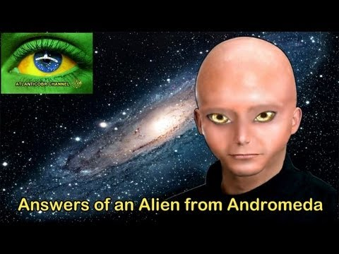 102 – ANSWERS OF AN ALIEN FROM ANDROMEDA Nibiru and Events