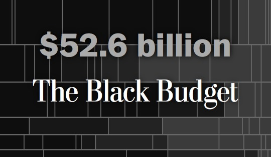 'Black Budget' Revealed: A Detailed Look at US 'Espionage Empire'