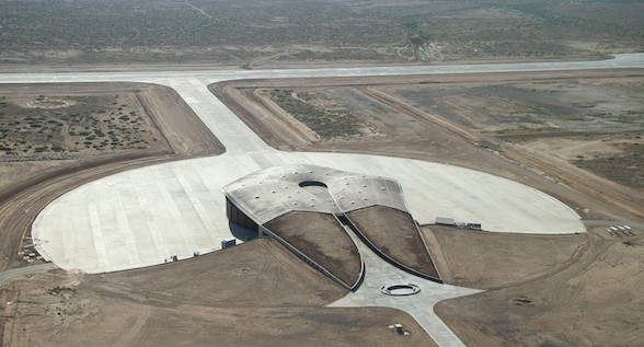 Spaceport America Ramping Up For Projected Space Tourism Boom