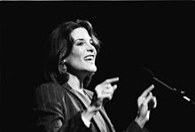 Marianne Williamson at Brother, Can You Spare a Paradigm?