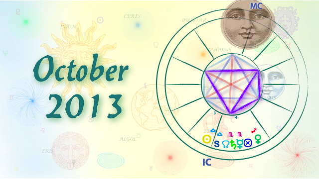 Carl Boudreau's October 2013 Astrological Forecast