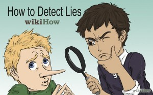 how to detect lies