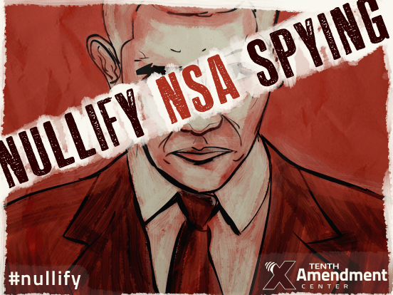 California bill to make life hard for the NSA
