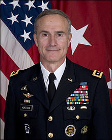 Lt General David Huntoon