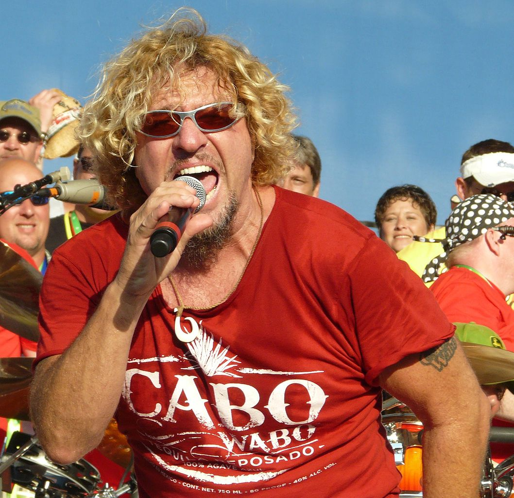 I Was Abducted By Alien – The Red Rocker Sammy Hagar