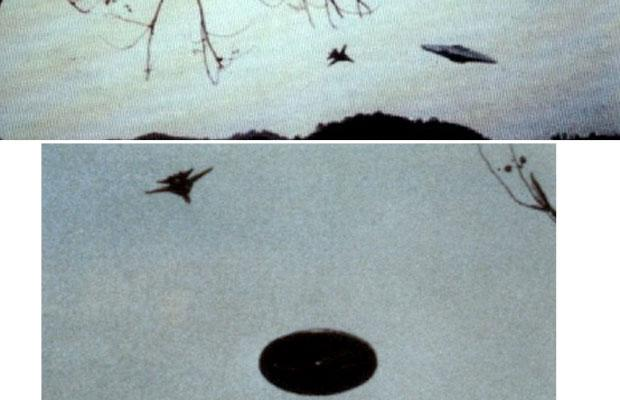 Was UFO Abductee Told About Comet Ison Impact And Illuminati In 1988 ?