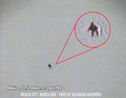 The Best Flying Humanoid Video Evidence EVER! By UFO Researcher Rich Giordano – Part 1