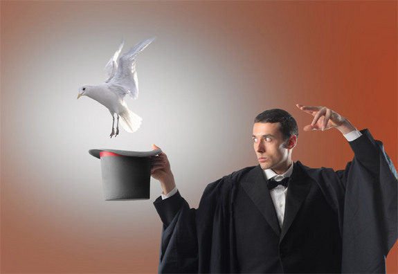 Now You See It: Neuroscientists Reveal Magicians' Secrets
