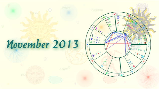 Carl Boudreau's Astrology Blog Sun Sign Forecast for November 2013