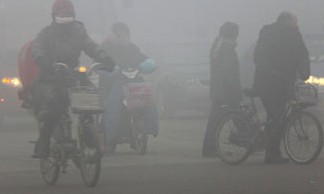China smog emergency shuts city of 11 million people