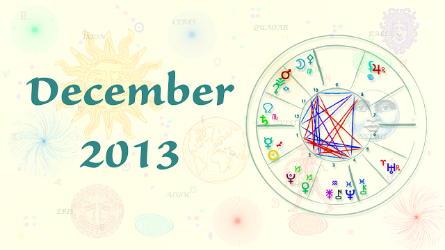 Carl Boudreau's Astrology Forecast for December 2013