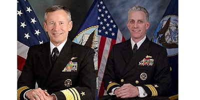 2 Top Naval Intel Officers Placed On Leave