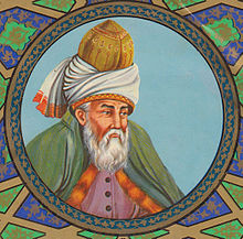 Rumi channelled…
