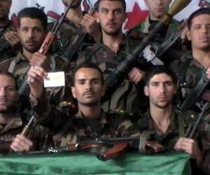 Free Syrian Army sets terms for Geneva peace talks