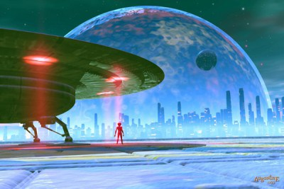 Visit the Galactic Confederation of Stellar Nations
