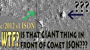 What's Behind Comet ISON???????