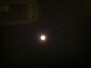 photo full moon 3 j white